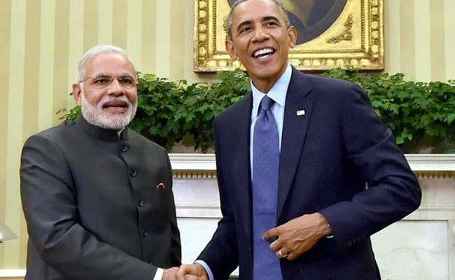 Barack Obama Thanks PM Narendra Modi For Strengthening Indo-US Ties