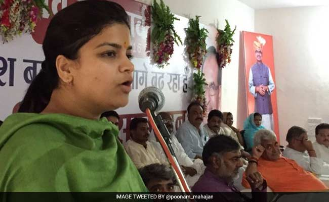 Poonam Mahajan Flags Farmers' Red, Critics Say 'Government's Anna Moment'