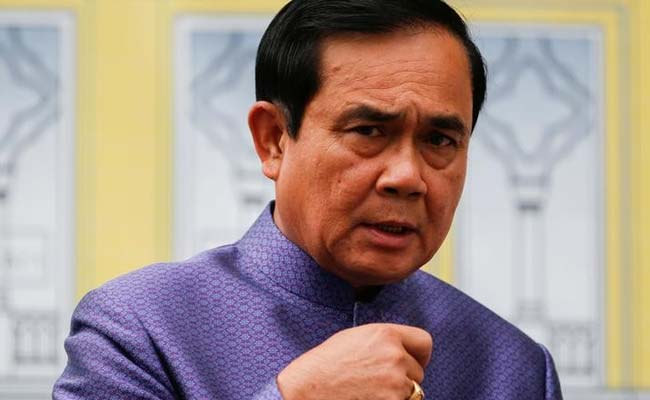 Twerking Star Leaves Thailand's Junta Chief Hot And Bothered