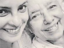 Priyanka Chopra's Moving Caption For Her Pic With Grandmother
