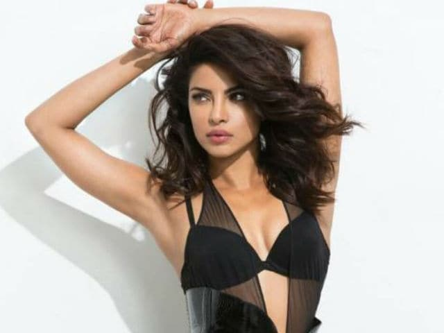Will Priyanka Chopra's Real Armpit Please Stand up? See Her Epic Response