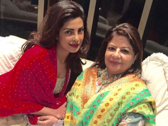 Priyanka Chopra Makes Her Mother's Birthday Special in London