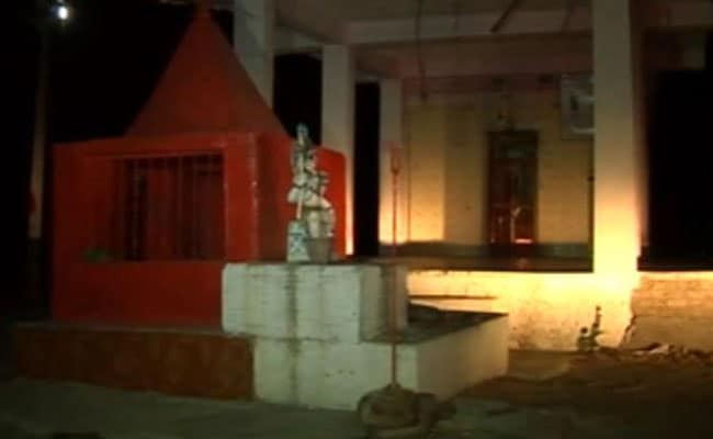 Explosions At 'Mecca Of Ammunition' Leave A Temple Wrecked