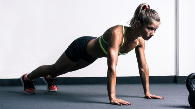 Top 7 Benefits Of Push-Ups You Never Knew
