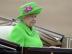 President Pranab Mukherjee Sends Birthday Greetings To Queen Elizabeth II