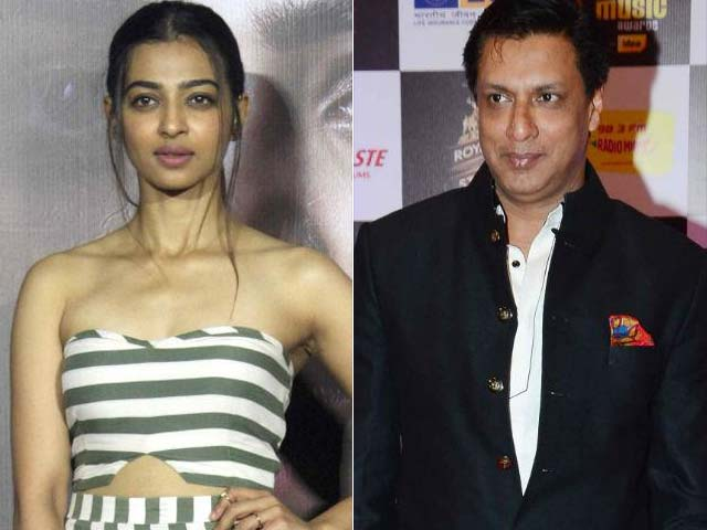 Radhika Apte is Not in Madhur Bhandarkar's Next Film