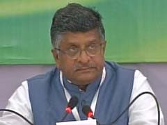 Not Much Impact Of Malware Attack On India Yet: IT Minister Ravi Shankar Prasad