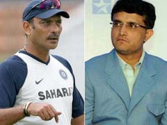 No Sourav Ganguly In Ravi Shastri's List of Great India Captains