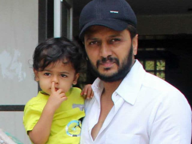 Riteish Not 'Embarrassed' by His Films. Riaan Can Watch Them Anytime