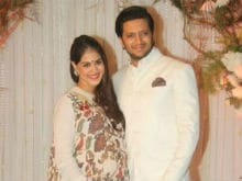Riteish Deshmukh Tweets Update About Genelia D'Souza And Baby
