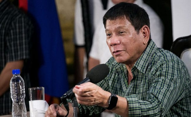 The New President Of The Philippines Says Many Slain Journalists Deserved It