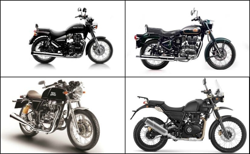 Royal Enfield Hikes Prices Across Motorcycle Line-up Up To &#8377 3600
