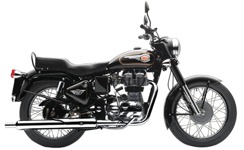 Royal Enfield Bullet 350 & 500 Bikes Get A Rear Disc Brake; Prices Start At &#8377 1.28 Lakh