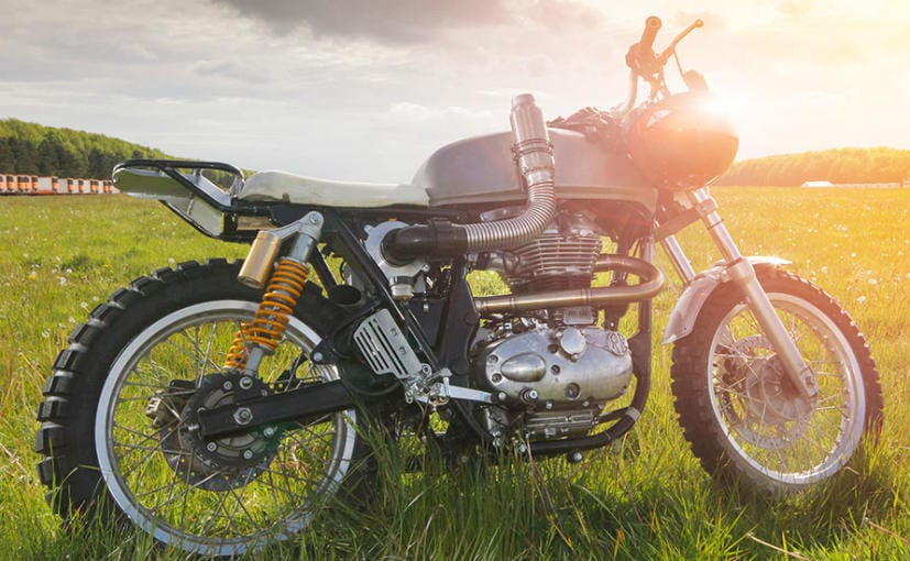 Royal Enfield Dirty Duck