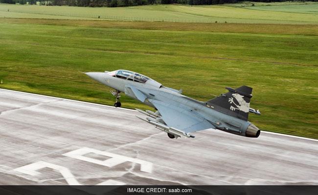 Saab, Adani Tie Up To Bid For Defence Deals