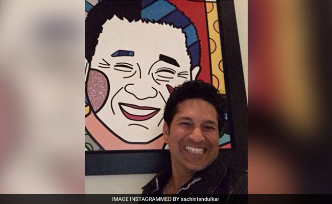 What a Big Smile You Have, Sachin Tendulkar. Here's Why the Grin