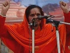 साध्वी प्राची का दावा- हिंदुस्तान में कुछ बड़ा होने वाला है