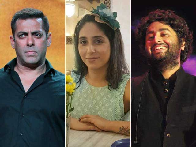 Salman Khan-Arijit Singh Controversy: This is What Neha Bhasin Said