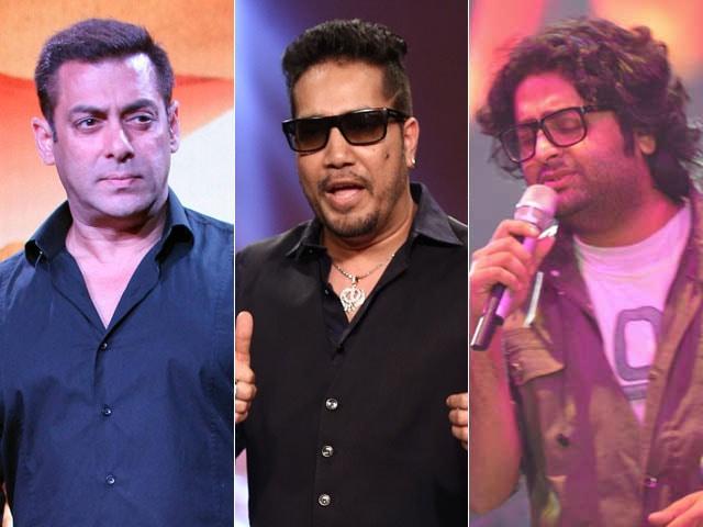 Salman Khan-Arijit Singh Controversy: Here's What Mika Singh Said