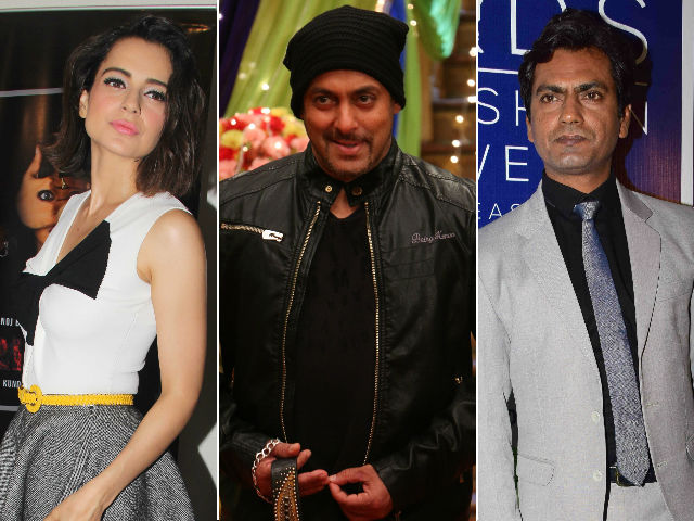What Kangana, Nawaz and Others Say About Salman Khan's Rape Analogy