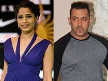 Freida Pinto 'Took Offence' at Salman Khan's Rape Comment
