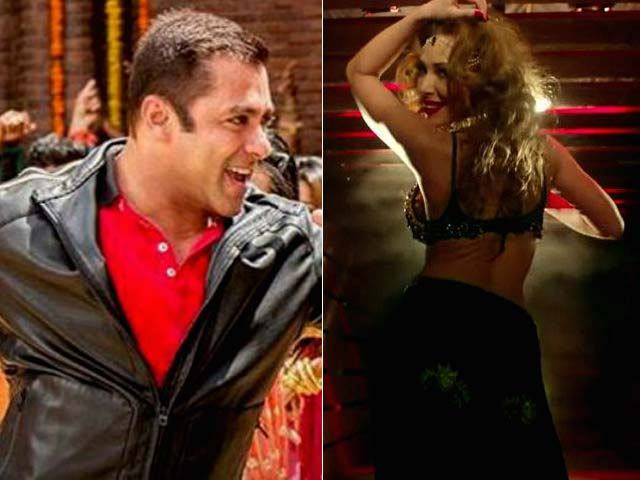 This Version of Sultan Song is Sung by Salman and Iulia, Apparently