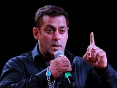 Salman Khan, Amid Controversy Over 'Rape' Remark, Says Need To Talk Less