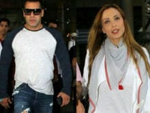 Spotted: Salman Khan Returns to Mumbai, Iulia Vantur by His Side