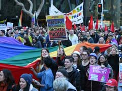 Thousands Rally In Australia For Same-Sex Marriage