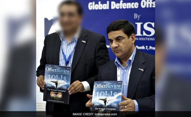 Case Against Arms Dealer Sanjay Bhandari Under Official Secrets Act