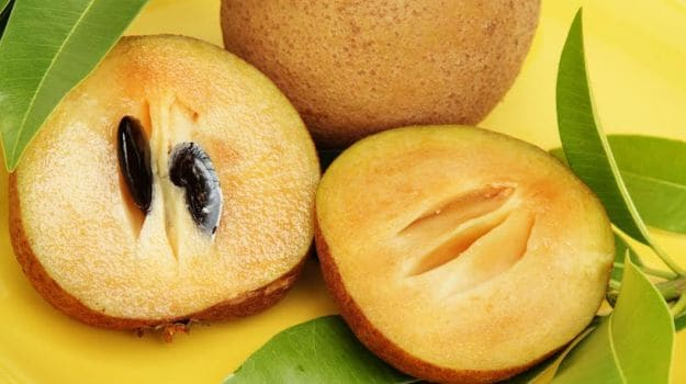 Photos Of Chikoo Fruit