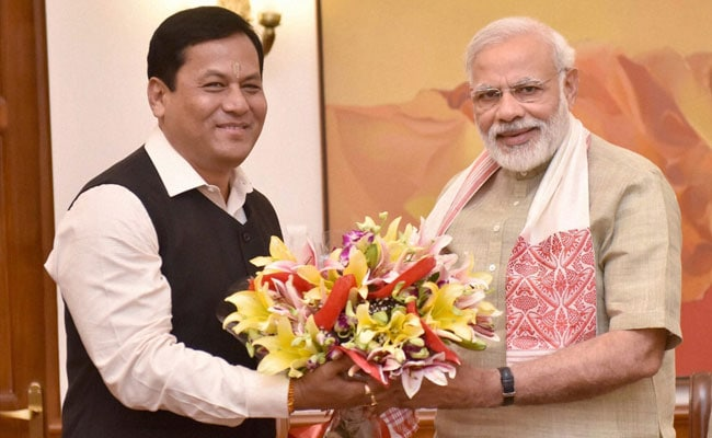 PM Modi Asked Me Not To Compromise On Corruption: Sarbananda Sonowal