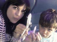 Selma Blair Stretchered Off Plane After Mid-Air Meltdown