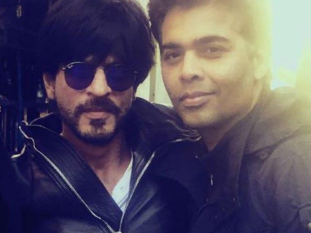 What Shah Rukh Khan Said About Karan Johar on Trolls: 'U Got Machismo'