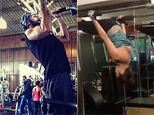 Shahid Kapoor, Alia Bhatt's Workout Videos. Go on, Head to the Gym