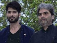 Shahid Kapoor Says Vishal Bhardwaj is 'My Martin Scorsese'