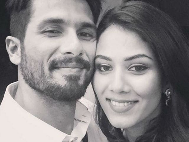 Shahid Kapoor 'Domesticated,' Talks About First Meeting With Mira Rajput