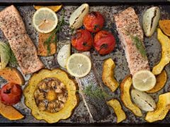 The Sheet-Pan Supper: An Entire Meal on a Single Tray