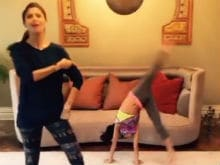 Shilpa Shetty Eclipsed by 9-Year-Old Niece in Insta-Video of Them Dancing