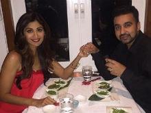 Shilpa Shetty's 'Secret' Birthday Celebration. Just Her and Raj Kundra
