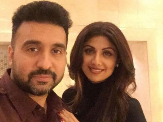 Shilpa Shetty's 'Secret' Birthday Celebration. Just Her and Raj Kundra