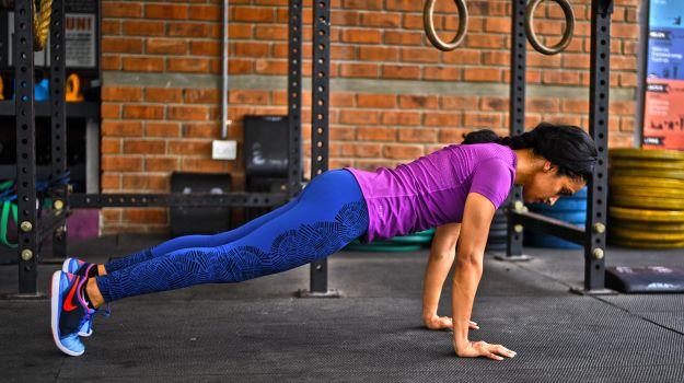 A World Beyond Regular: 5 Push Up Exercises You Must Try