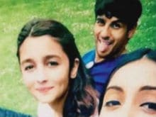 Alia Bhatt, Sidharth Malhotra Spotted in London. Social Media Super Likes