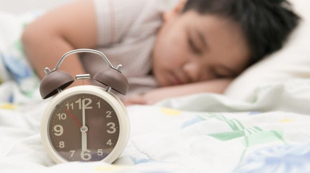 Lack of Sleep May Put Your Child at Depression Risk