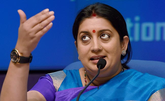 Bihar Minister Stands Firm On Addressing Smriti Irani As 'Dear'