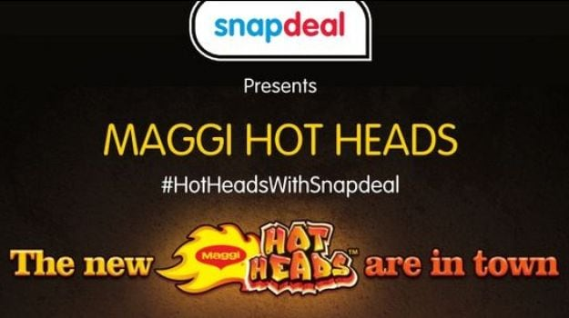 Nestle India Launches New Flavours of Instant Noodles: Maggi 'Hot Heads' Available on Snapdeal
