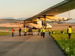 Solar-Impulse 2 More Than Halfway Across The Atlantic