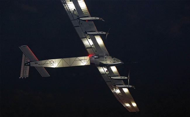 Solar Impulse 2 Begins Atlantic Crossing To Promote Clean Technology