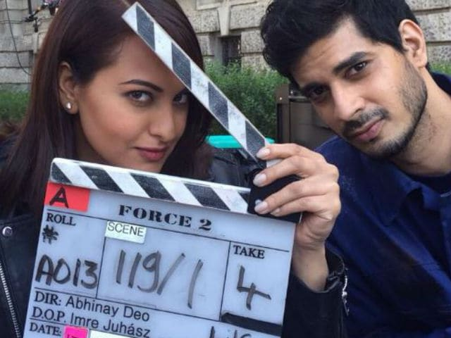 Sonakshi Sinha is an Absolute Rockstar Says Her Force 2 Co-Star