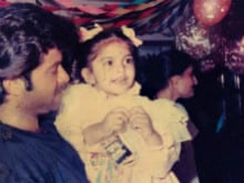 On Sonam Kapoor's Birthday, a <I>Khoobsurat</i> Old Pic From Dad Anil